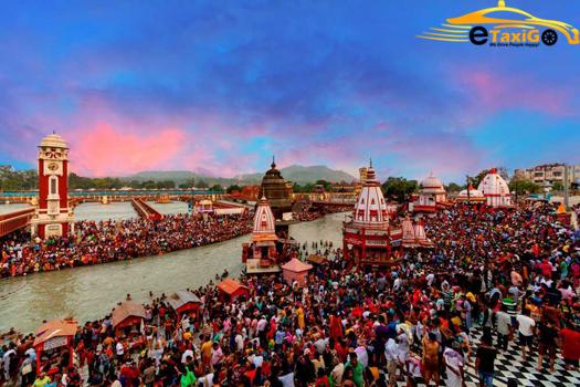 Places To Visit Near Delhi-Haridwar