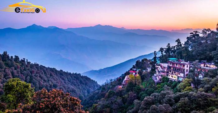 Places To Visit Near Delhi-Mussoorie
