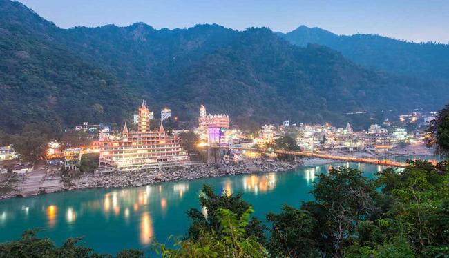 Rishikesh-Places To Visit Near Delhi