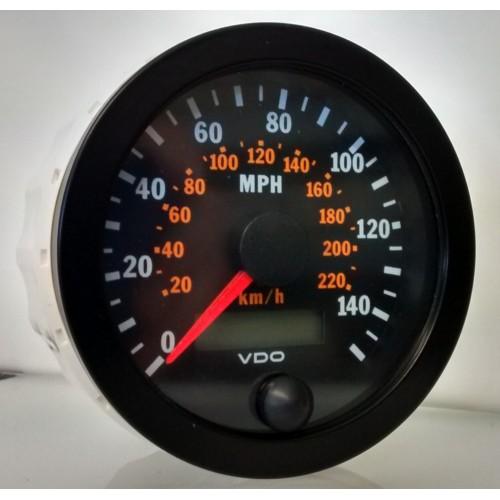 Vdo Electronic Speedometer Wiring