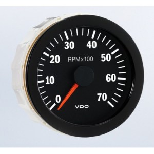 VDO 80mm Electronic Tachometer 7000rpm
