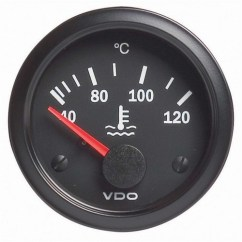 Vdo Temperature Gauge Wiring Diagram Stratocaster Treble Bleed Diagrams Water 40 120 C Volt