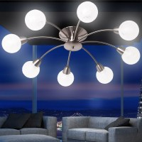 Wohnzimmer Deckenlampe Deckenleuchte Strahler Lampe Licht