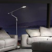 Wohnzimmer Stehlampe Stehleuchte dimmbar Stand Lampe ...