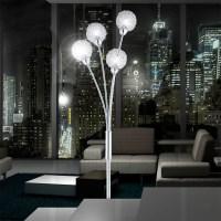 Wohnzimmer Beleuchtung Stehlampe Strahler Leuchte ...