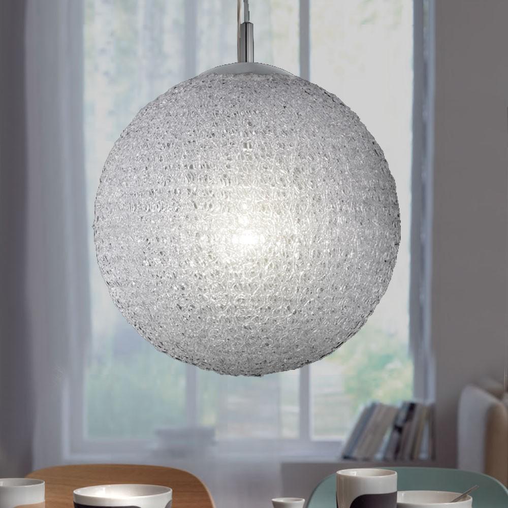 Hngelampe Pendel Leuchten Wohnzimmer Decken Lampe Esszimmer Licht Kugel WOFI  eBay