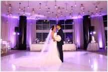 Melissa Alfred Epic Hotel Wedding Cake Elegant