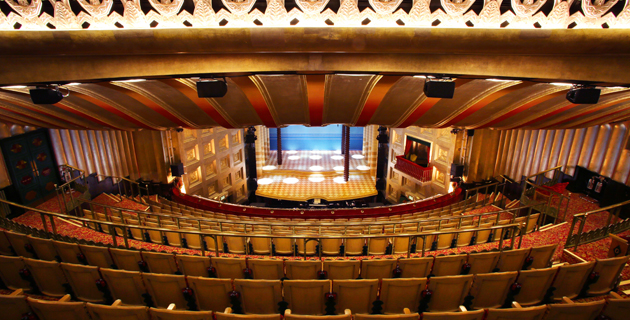 GDS ArcLamp pioneers the way forward at the Savoy Theatre