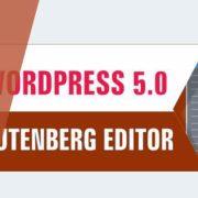 Wordpress 5.0 novedades y analisis