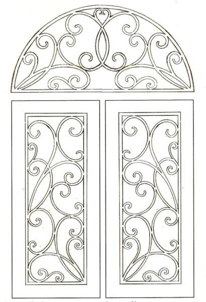 etched glass pattern books, Etched Glass Designs by glass