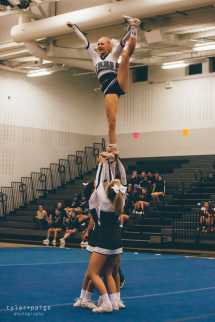 Cheer Competition Photography