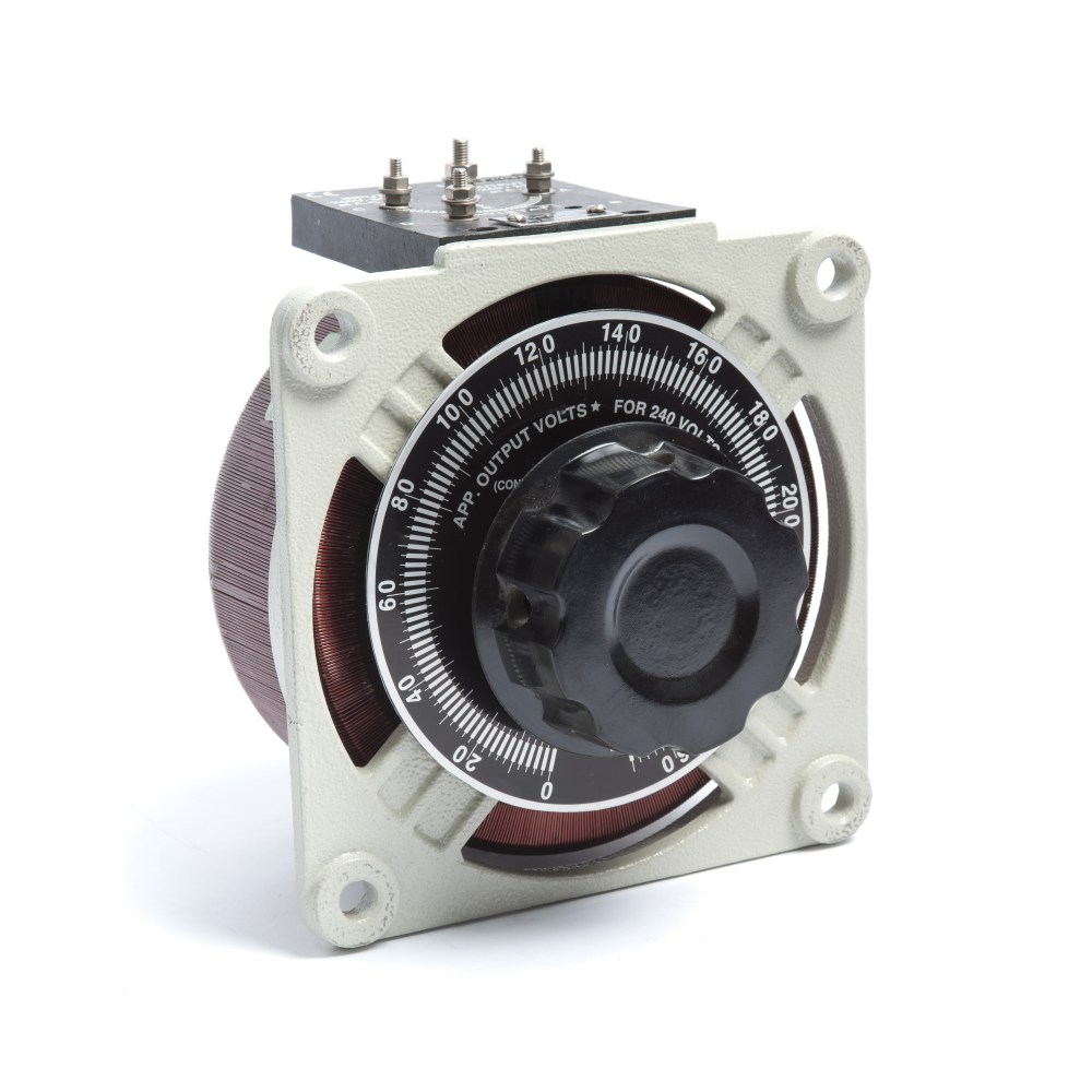 medium resolution of open type variable autotransformer for panel mounting 1ph 2 28a