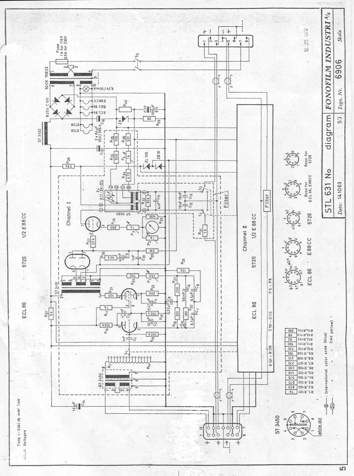 Https Post Audio Compressor Limiter Simple Refrigerator Door Alarm Circuit Eleccircuitcom Stl631 01 Schematic Stereovalvetrebblelimiter