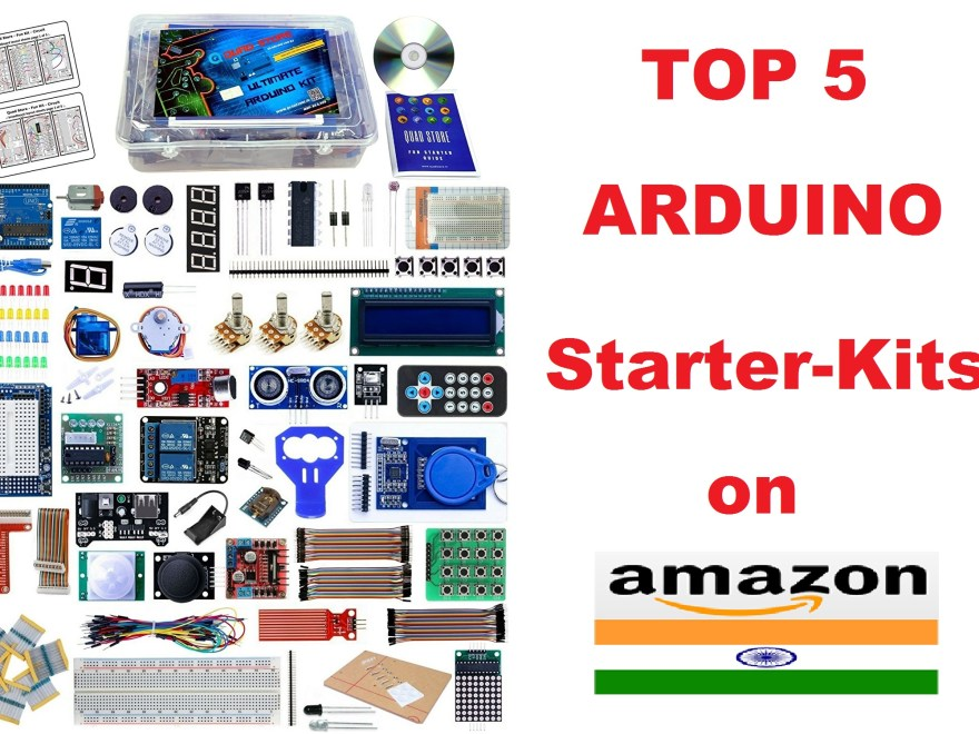 TOP 5 ARDUINO Kits on Amazon India