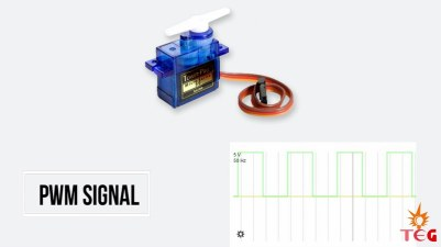 PWM signal in place of DC Signal