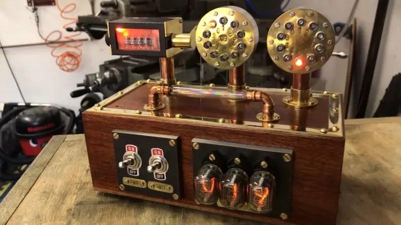 Geiger Counter using Raspberry pi