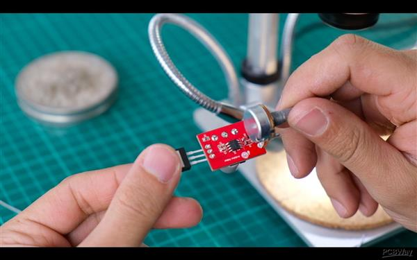 LED Brightness controller using 555 timer