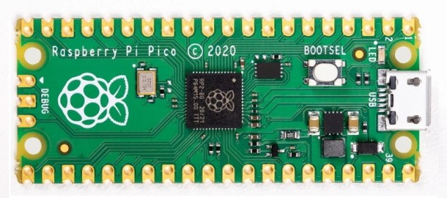 Raspberry Pi PICO board