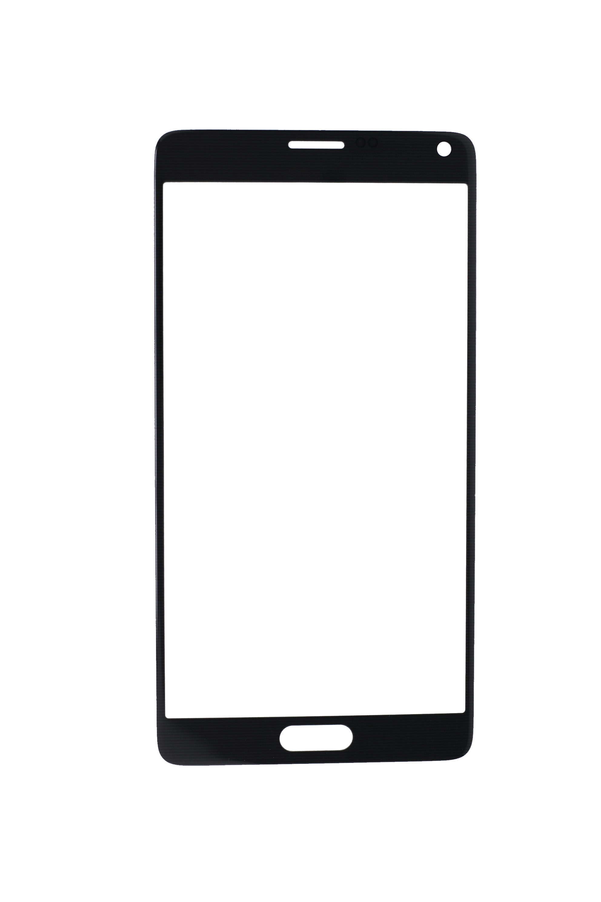 Glass only for use with Samsung Galaxy Note 4 SM-N910