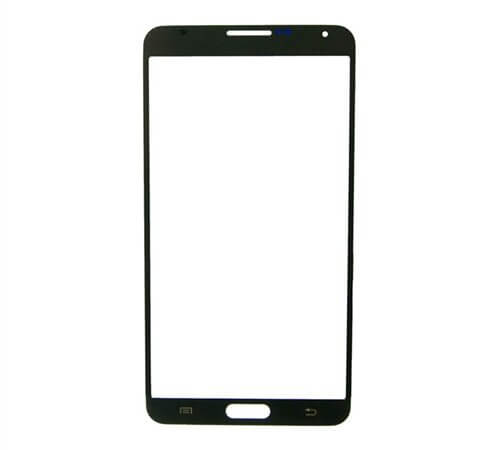 Replacement Glass for Samsung Note 3 Black No Logo
