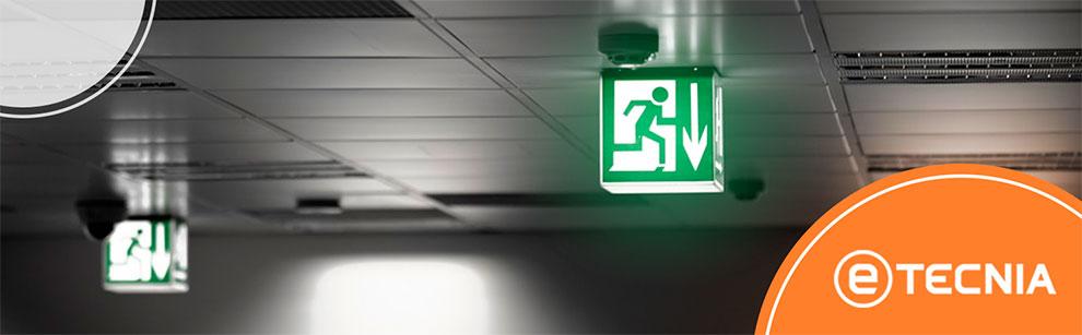 Luz de Emergencia de 30 LEDs  eTECNIA  Tu tienda Luminotecnia en lnea