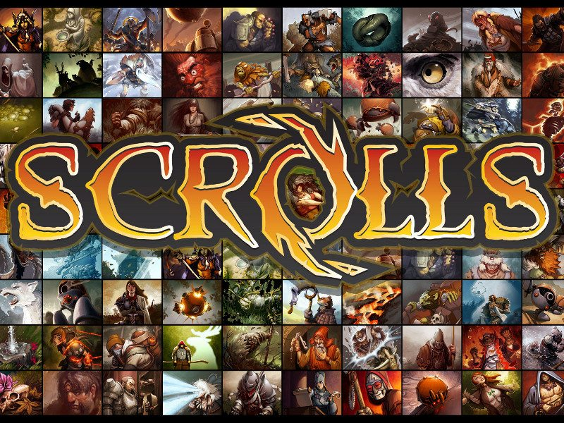 Mojang-Scrolls