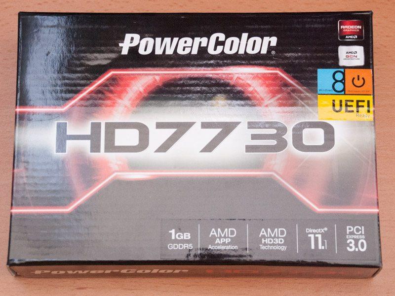 Powercolor HD 7730 (1)