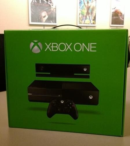 first_xbox_one