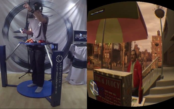 GTA-virtual-reality