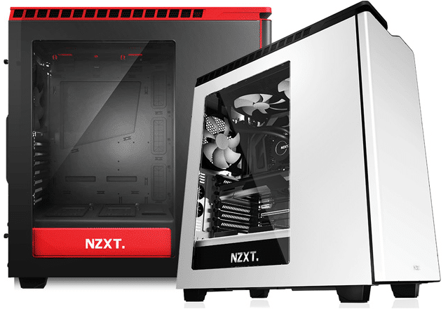 NZXT H440 Featured