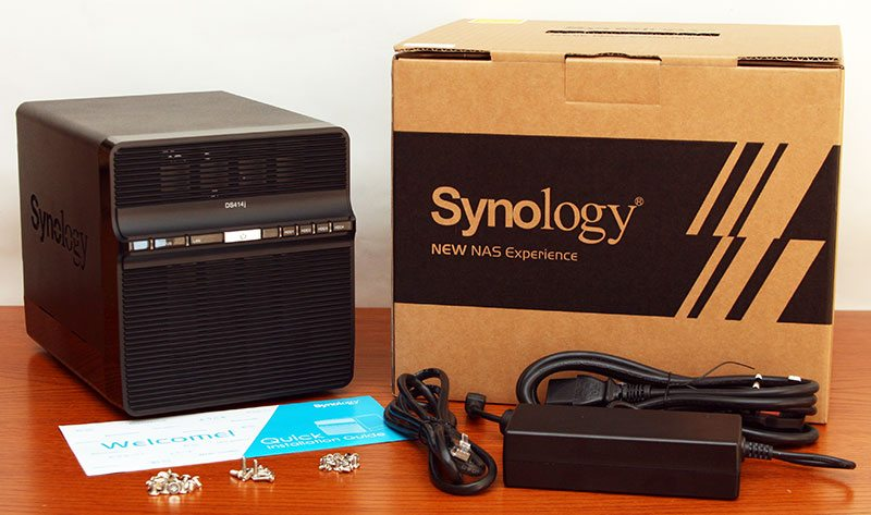 SynologyDS414j_Package