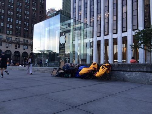 16 days before iphone 6 camp