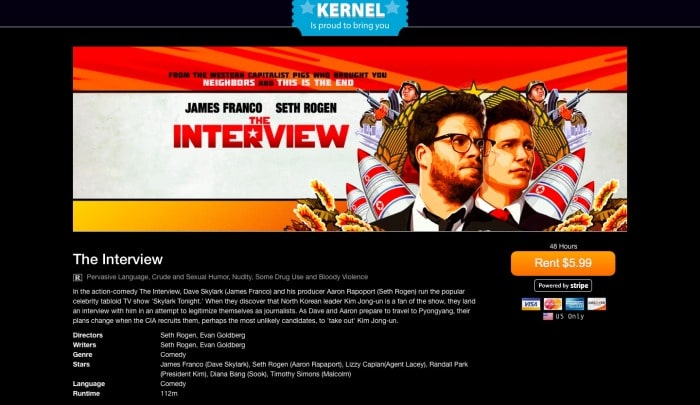 The Interview Website