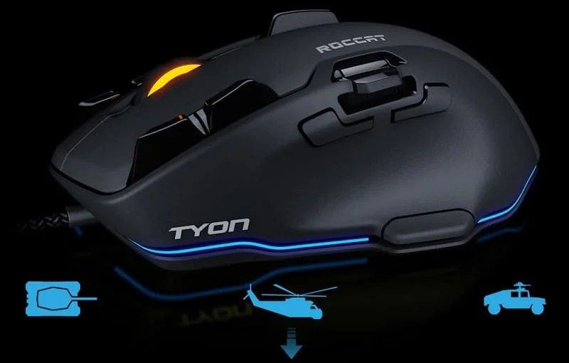 Roccat Tyos Featured