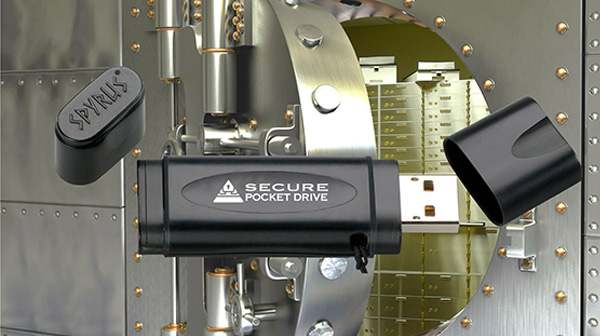 Spyrus-Secure-Pocket-Drive-USB