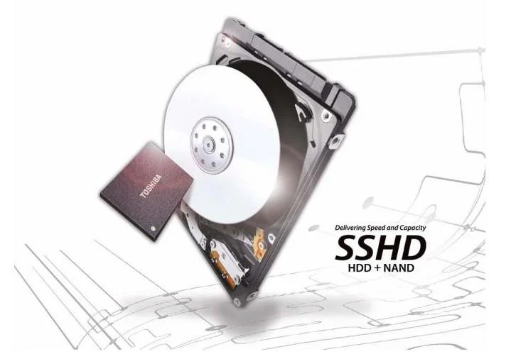Toshiba SSHD