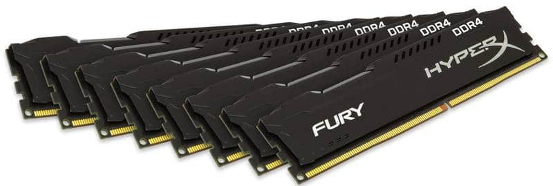 HyperX_FURY_DDR4_kit_of_8