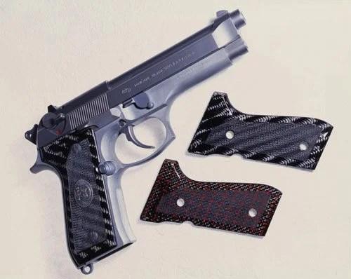 carbon fibre gun