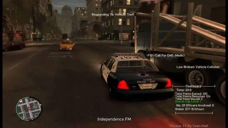 GTA-police-mod
