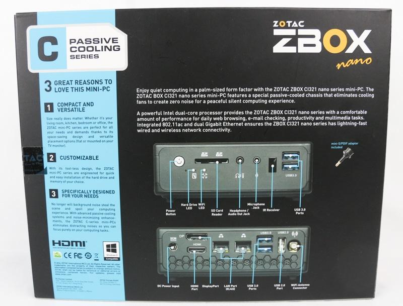 Zotac CI321 review - eTeknix-3