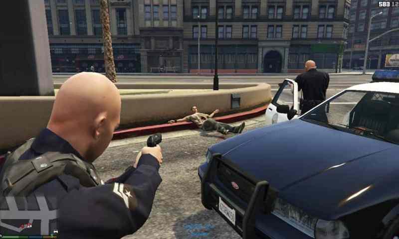 gta police 1