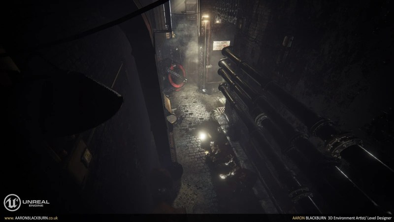 Blade Runner Unreal Engine 4 (1)