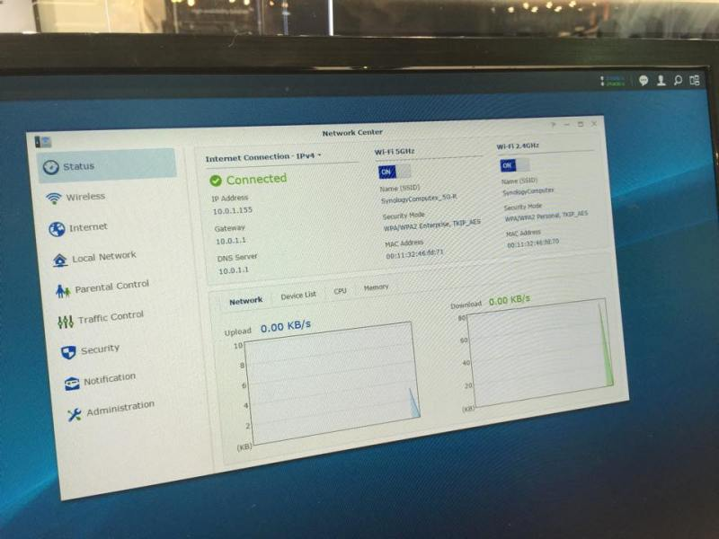 Synology Computex router 7