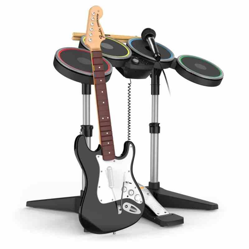 PS4-Instruments