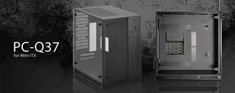 Lian Li PC-Q37 Mini-ITX Chassis Review