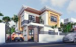 Architectural design for a private residence in Ibadan, Oyo State