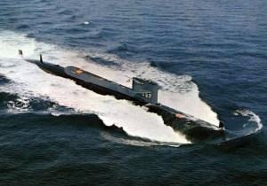 USS-Tullibee