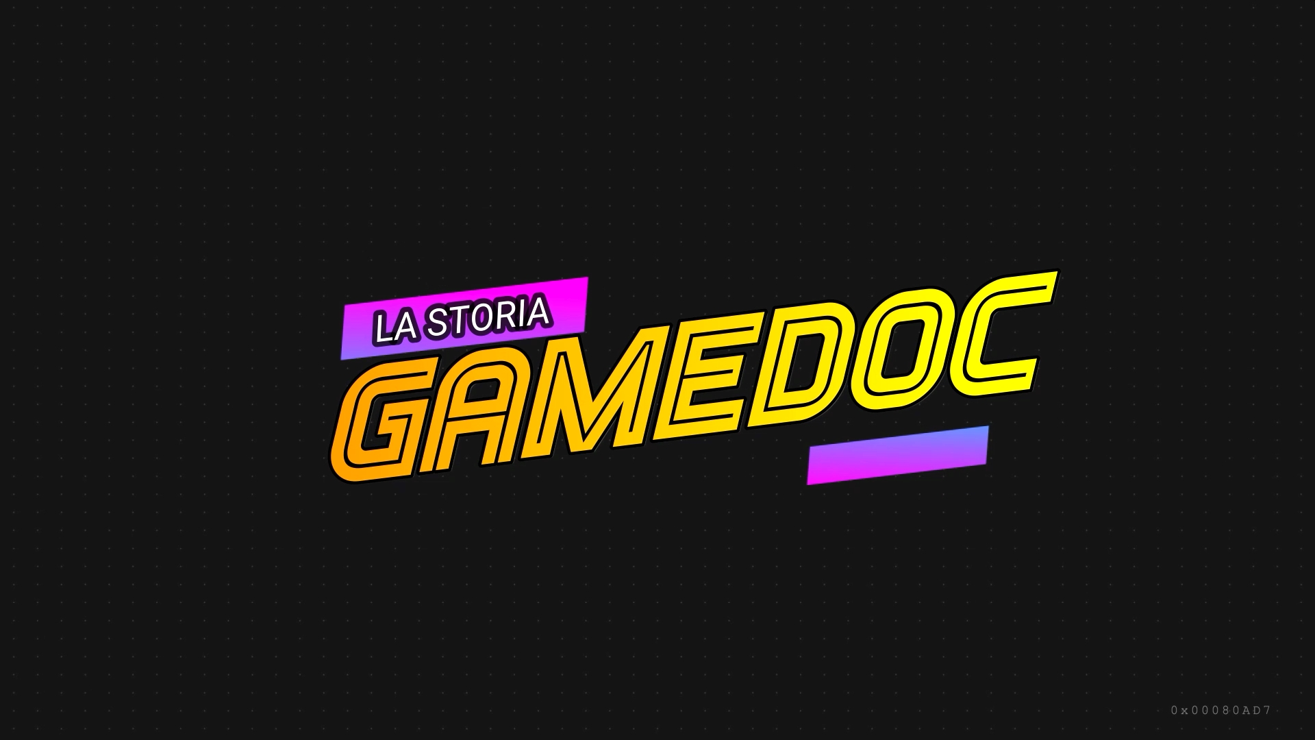 GAMEDOC – LA NUOVA RUBRICA DI ETERNALGAMERS.IT