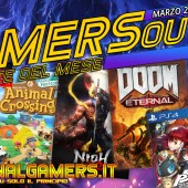 GAMERSout – USCITE MARZO 2020
