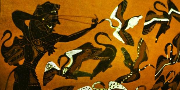 The Stymphalian Birds Eternal Greece Ltd